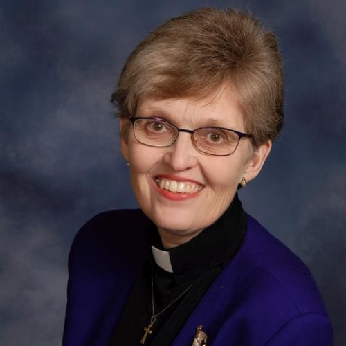 Pastor Jean Hansen
